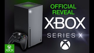 The Official Reveal Xbox Series X Features and Power | 12 teraflops of RDNA 2 | Xbox Console Specs