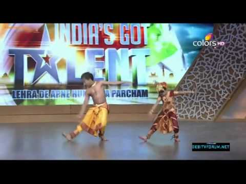 Bad Salsa Performance (indian Semi Classical Dance) video