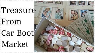 Treasure from English car boot market 😍