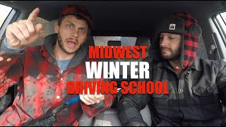 Midwest Winter Driving School