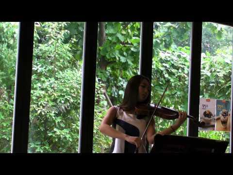 Thais Meditation, violin, Soohyun (Sue) Lee,  Fay School