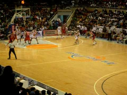 James Yap's favorite move