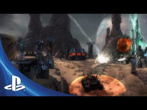 Starhawk Multiplayer Survival Guide &#8211; Zones Game Mode