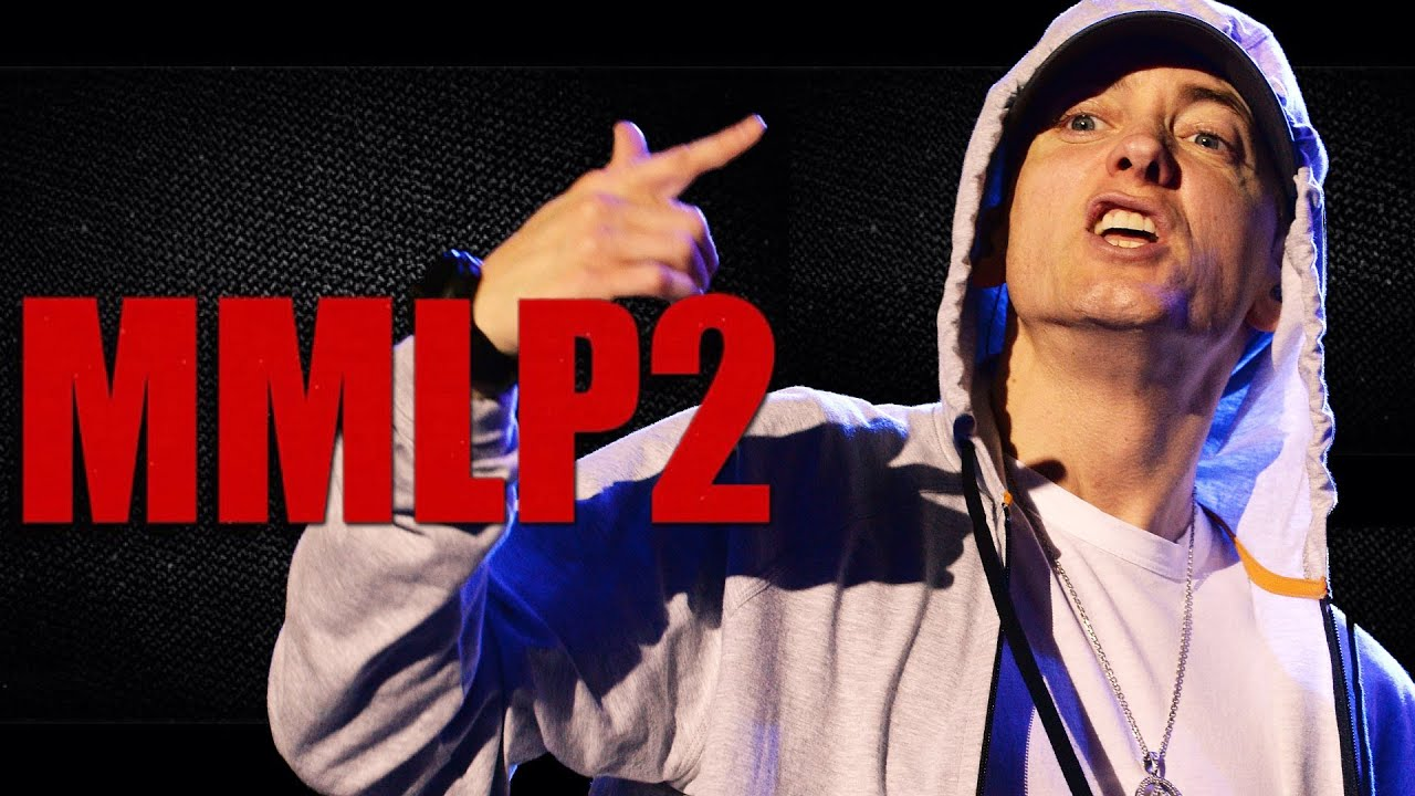 Eminem MMLP2 Album Leaks Early - YouTube