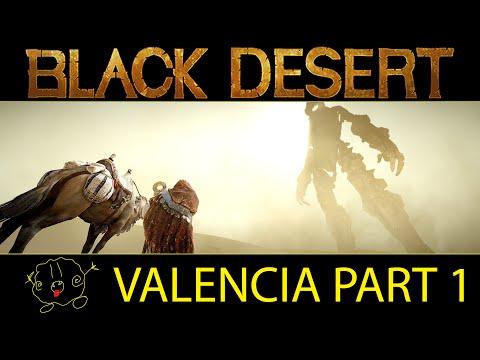 [Black Desert Online] Guide: Preparing for Valencia (Part 1)