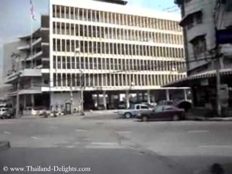 Samut Prakan Central Court House & Central Police Head Quarters, Samut Prakan, Thailand.