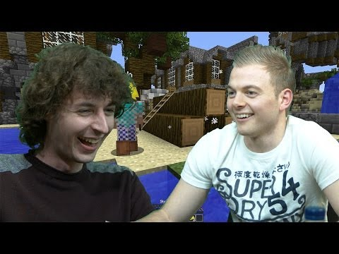 Minecraft PC - Hunger Games At Yogtowers!