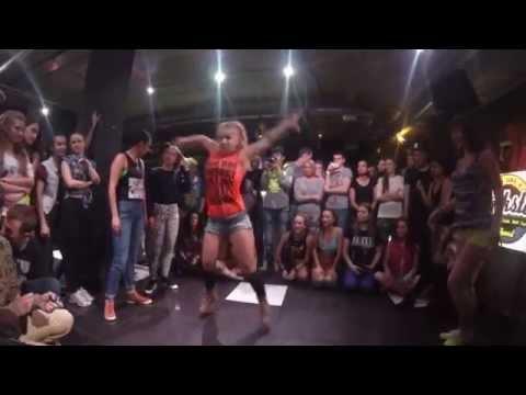 Selection Dancehall International SIBERIA  dancehall 2 2 final Gaika & Kaya vs Inga & Muchacha