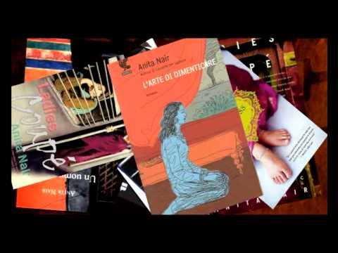 Anita Nair - book trailer LETTERATURE 9° Festival Internazionale di Roma 2010