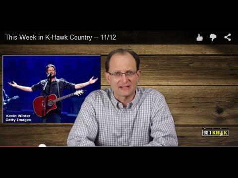 This Week in K-Hawk Country -- 11/12/15