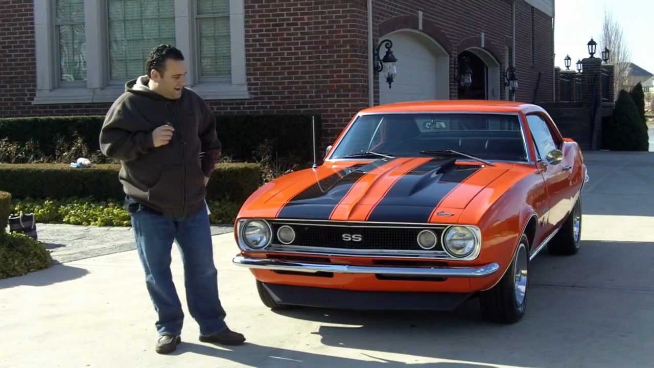 1967 Chevy Camaro Ss Clone Classic Muscle Car For Sale In