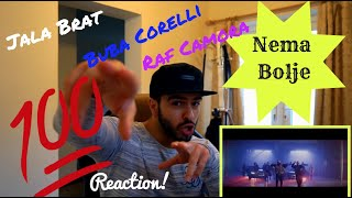 British SINGING along to Jala Brat x Buba Corelli x Raf Camora - Nema Bolje! Bosnian/German! 🎤 😎