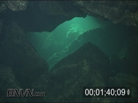 3/9/2006 Cave Diving Video, King Spring, Crystal River Florida