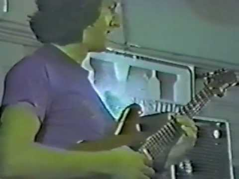 Allan Holdsworth At The Musicians institute 1985