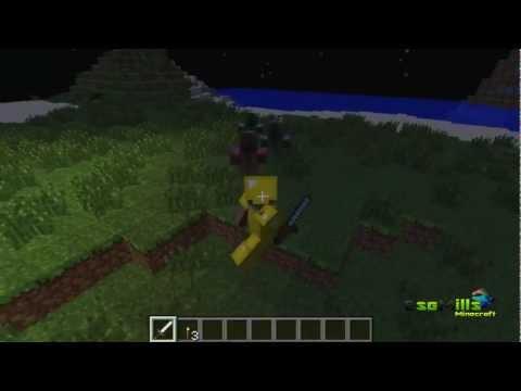 Minecraft: MOD Mo' Creatures 1.2.5 - ¡Mas Animales!   Español Tutorial