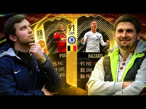 ЭПИЧНЫЕ КАРТОЧНЫЕ БОИ ПРОТИВ ФИНИТО - FIFA 18