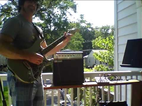Ampeg GVT initial home test