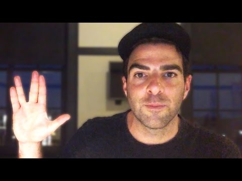 Zachary Quinto Invites You to the World Premiere of Star Trek Beyond