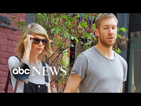 Calvin Harris Calls Out Taylor Swift on Twitter