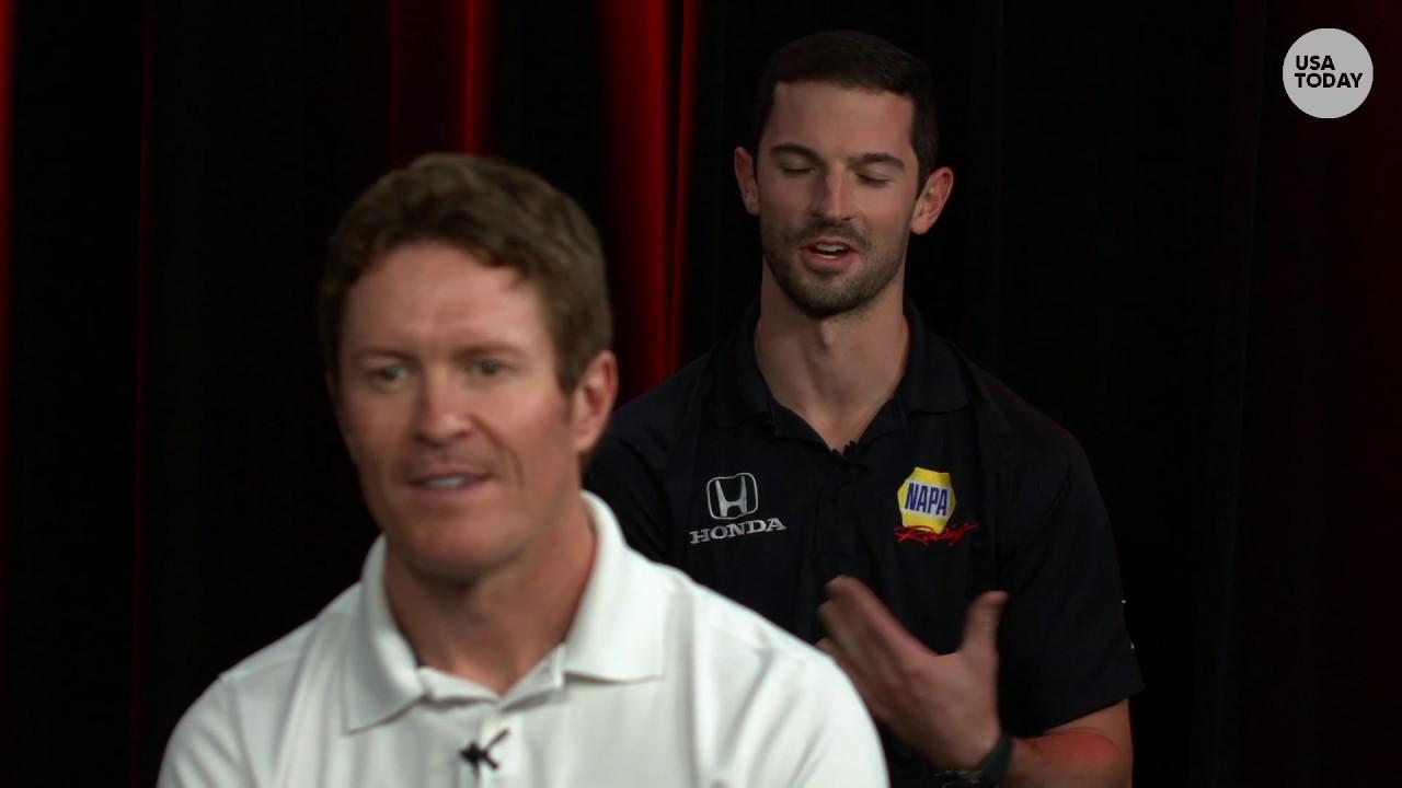 Scott Dixon, Alexander Rossi in fierce battle for IndyCar title