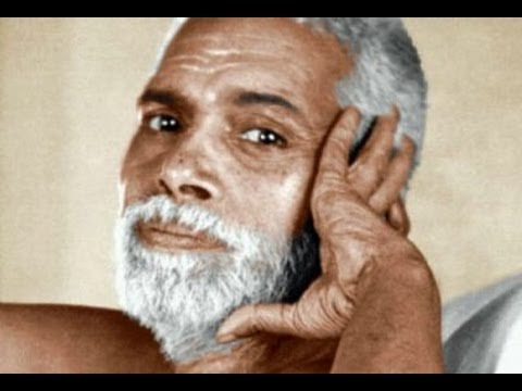 ☮ Be Still , I Am  ☮ Satsang with Ramana Maharshi