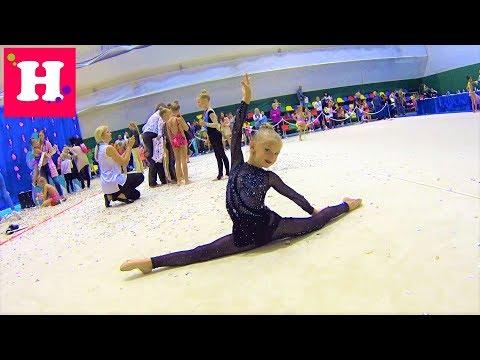 Международный турнир по художественной гимнастике Breeze г.Одесса / СКАКАЛКА / ОБРУЧ