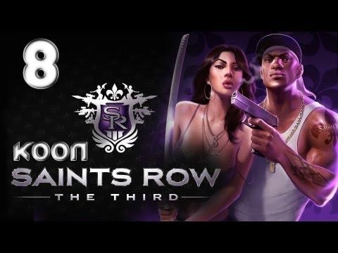 Saints Row 3 - Кооператив - Прохождение [#8]