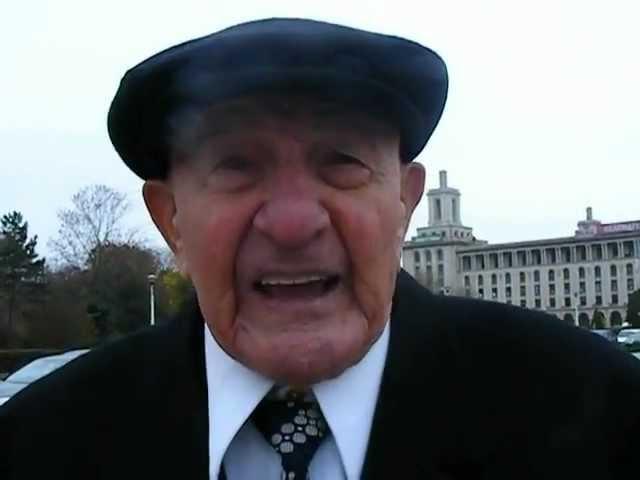 7 nov 2008 Micu Andrei, 96 ani, militant veteram pentru progresul social.AVI
