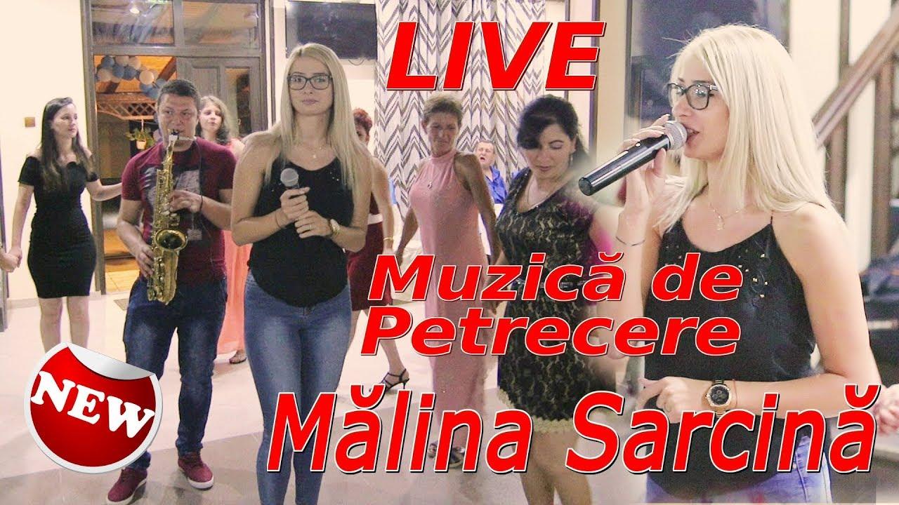 Muzica De Petrecere | Malina Sarcina - Sa fii om e lucru mare | Colaje VIDEO LIVE Botez David Ionut