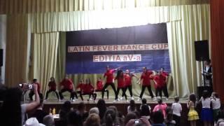 Kiddy Dancers Locul II 2015