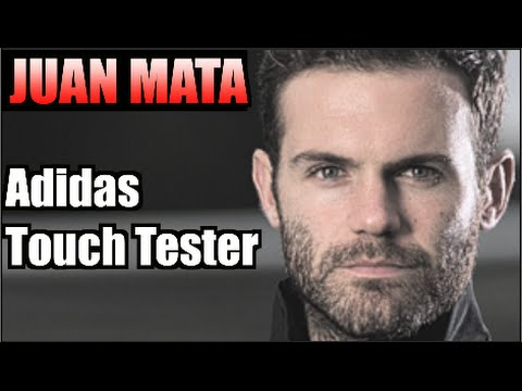 Juan Mata Incredible 1st Touch!!!