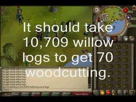 Runescape F2P Woodcutting Guide