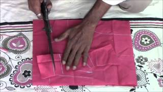 Download Perfect Blouse Making Tutorial Step by Step - Part 1 (Cutting) 3Gp Mp4