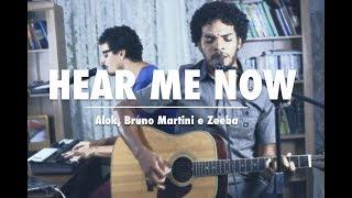 download musica HEAR ME NOW - Alok Bruno Martini feat Zeeba Marcelo Jr & Leo Gaspar COVER