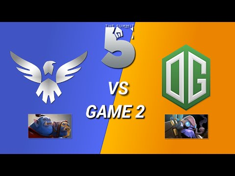 OG vs Wings Game 2 - The Summit 5 Grand Finals