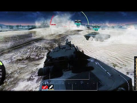 "Armored Warfare׃ Проект Армата - Gameplay Part 2 ""Операция Рикошет"""