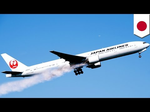 Engine failure forces Japan Airlines Boeing 777 to turn back for emergency landing at Haneda