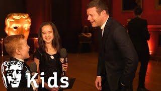 BAFTA Kids Young Presenters meet Dermot O'Leary