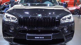 2018 BMW X5 M - Exterior And Interior Walkaround - 2018 Detroit Auto Show