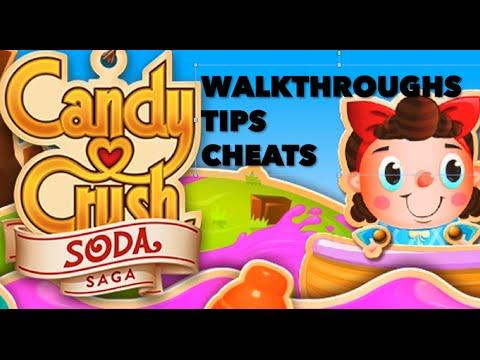 Candy Crush Soda Saga Level 90 No Booster