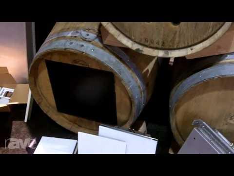 CEDIA 2013: James Loudspeakers Exhibits its Custom Designs