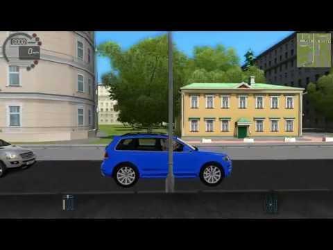 City Car Driving - ручная установка модов автомобилей | Установка мода на примере Volkswagen Touareg