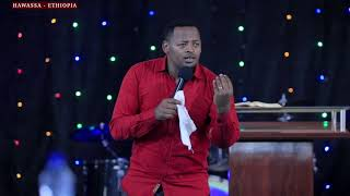 PREACHING BY MAN OF GOD PROPHET MESFIN