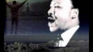 Dr. Martin Luther King's Mountaintop Speech to Rocky Remix