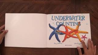 Underwater Counting, Even Numbers by Jerry Pallotta/David Biedrzycki (Flip Through)