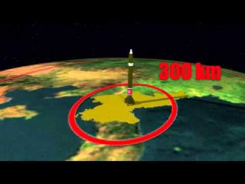 Vea las armas nucleares que tendría Corea del Norte