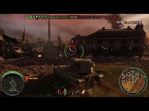 FV215B 183 Parte 8 World of Tanks Console Xbox One