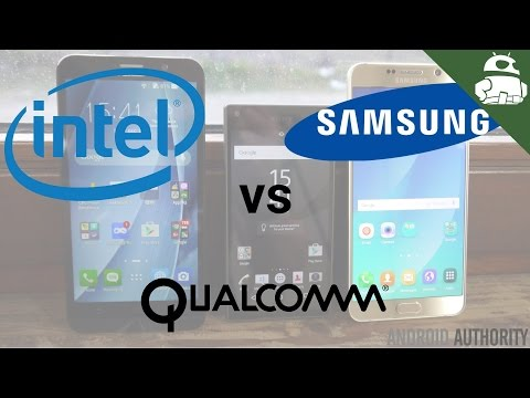 Who makes the best SoC: Intel vs Qualcomm vs Samsung