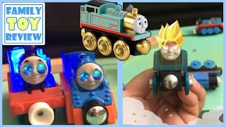 Thomas & Friends Animated Selfies - Wooden Railway Special Edition Gift Pack 70th Streamlined Thomas