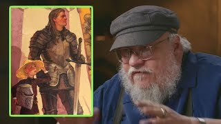 George RR Martin on the Making of Dunk and Egg